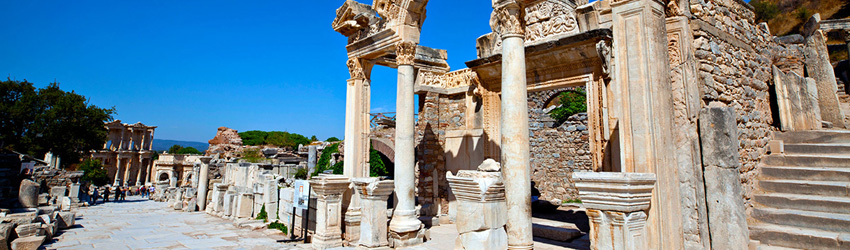 Ephesus Tour by Plane
