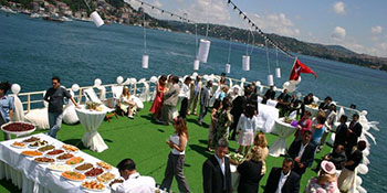 Exclusive Birthday Party on the Istanbul Bosphorus