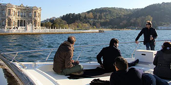 Private Bosphorus Sightseeing Cruise on a Luxury Yacht Istanbul