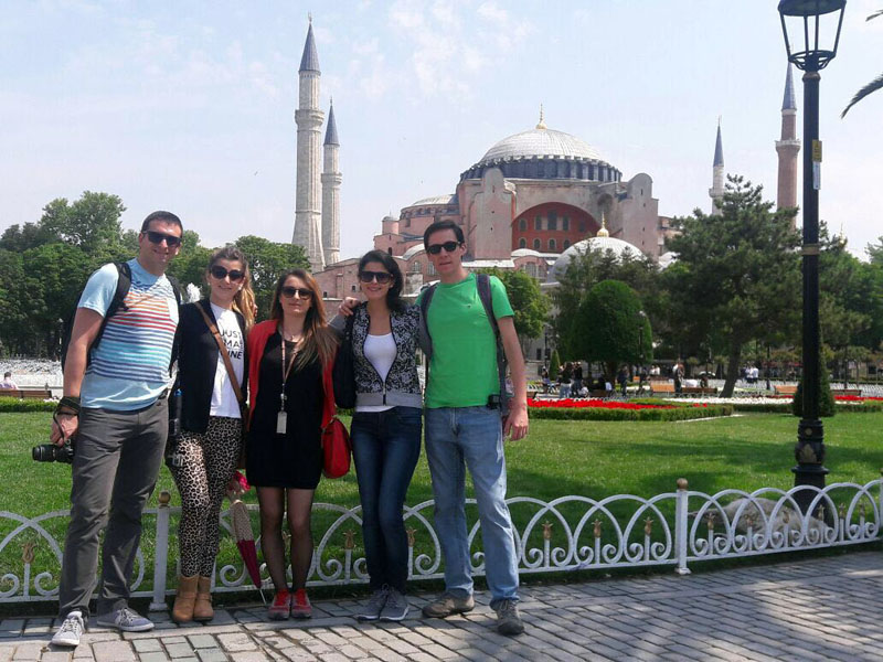Istanbul Half Day Morning Tour