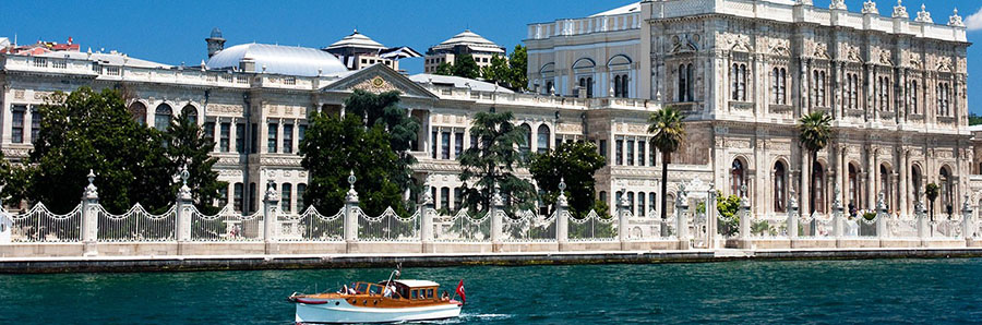 Bosphorus Cruise Golden Horn and Two Continents Cruise with Dolmabahce Palace