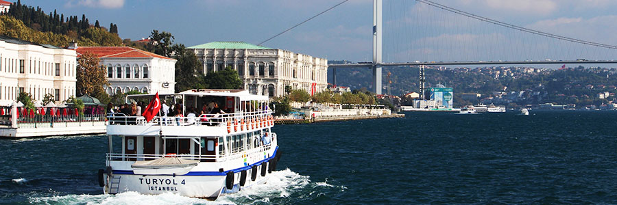 Istanbul Half Day Afternoon Cruise